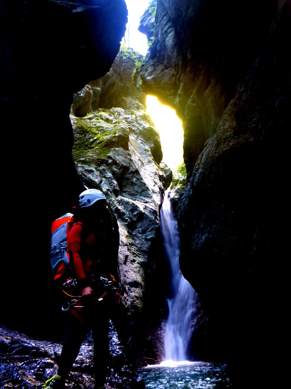 Canyoning Blog Presented by