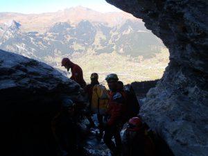 Canyoning Sandbach