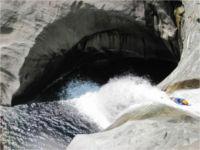 Torrente Boggia oder Val Bodengo