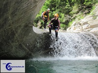 Canyoning Chiavenna Bodengo