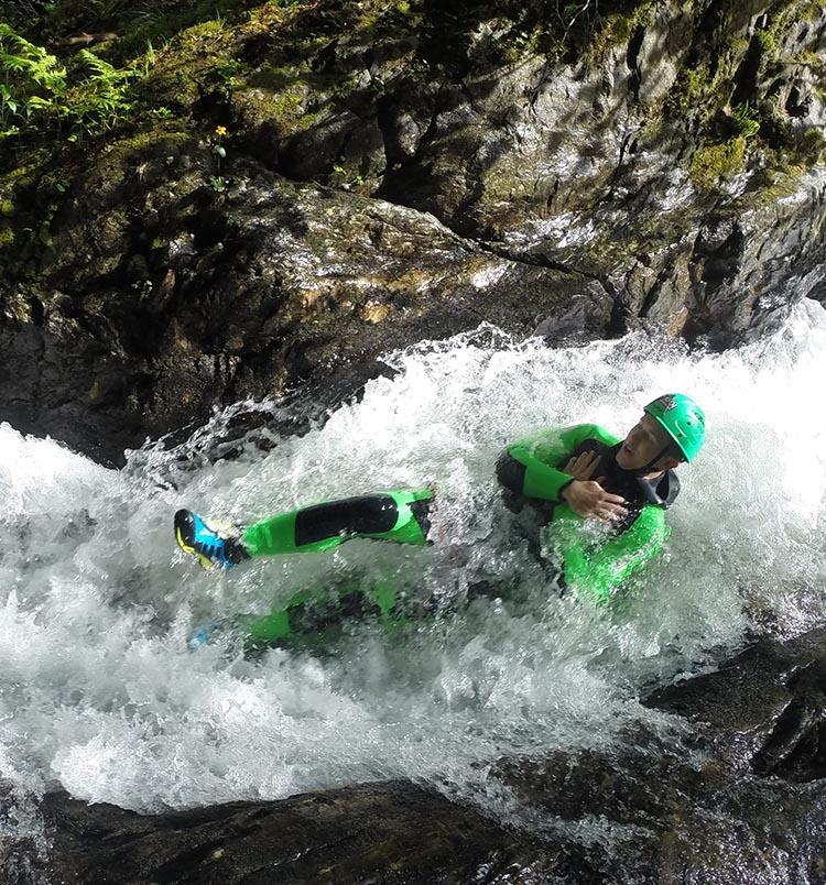 Canyoning für Einsteiger
