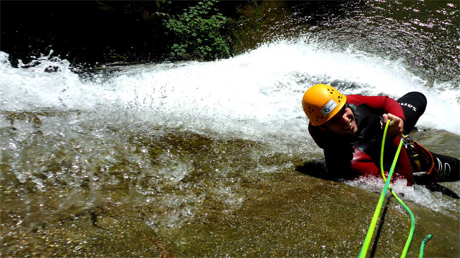 Canyoning Allgäu: Die Starzlachklamm
