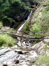 Canyoning Tessin Schweiz