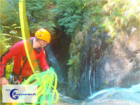 Canyoning Tessin, Val Grande
