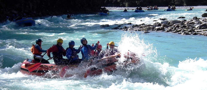 Rafting+Canyoning Kombiangebot